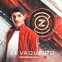 Capa do CD Zé Vaqueiro - CD Tome Forró 2020