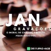 Jan gravacoes