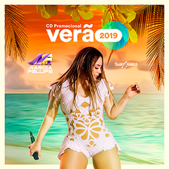 Capa do CD Márcia Fellipe - CD Verão 2019