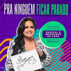 Capa do CD MARA PAVANELLY - CD PRA NINGUÉM FICAR PARADO