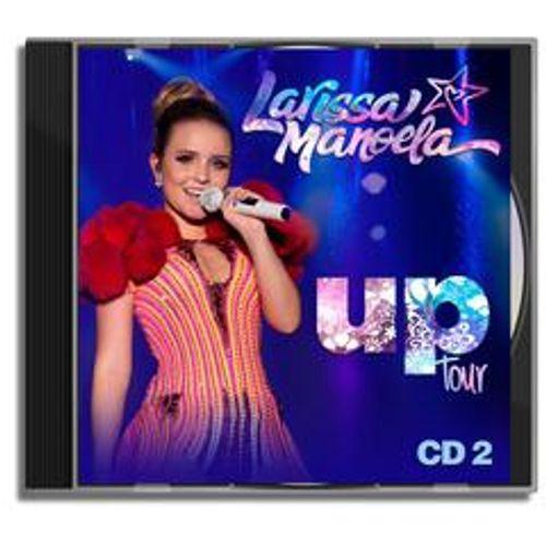 Larissa Manoela Up Tour Cd 2 - CD Completo - Variados - Sua Música 42d0a97a9f