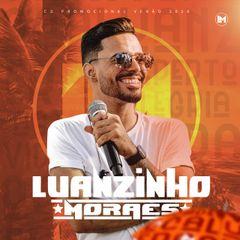 Capa do CD LUANZINHO MORAES - VERÃO 2020