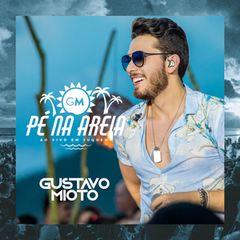 Capa do CD Gustavo Mioto - Pé Na Areia (Ao Vivo)