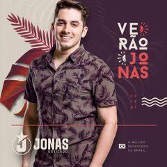 Capa do CD Verão Jonas 2019