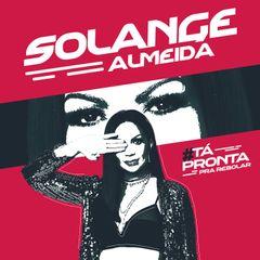 Capa do CD Solange Almeida - CD Promocional - 2018