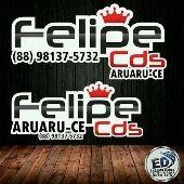 Felipe CDs De Aruaru