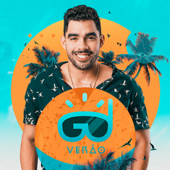 Capa do CD Gabriel Diniz - GD Verão 2019