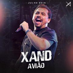 Capa do CD CD Xand Avião - Julho 2019