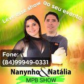 Nannynho e Natalia MPB SHOW