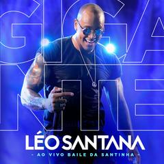 Capa do CD Léo Santana | AO VIVO - Baile da Santinha Verão