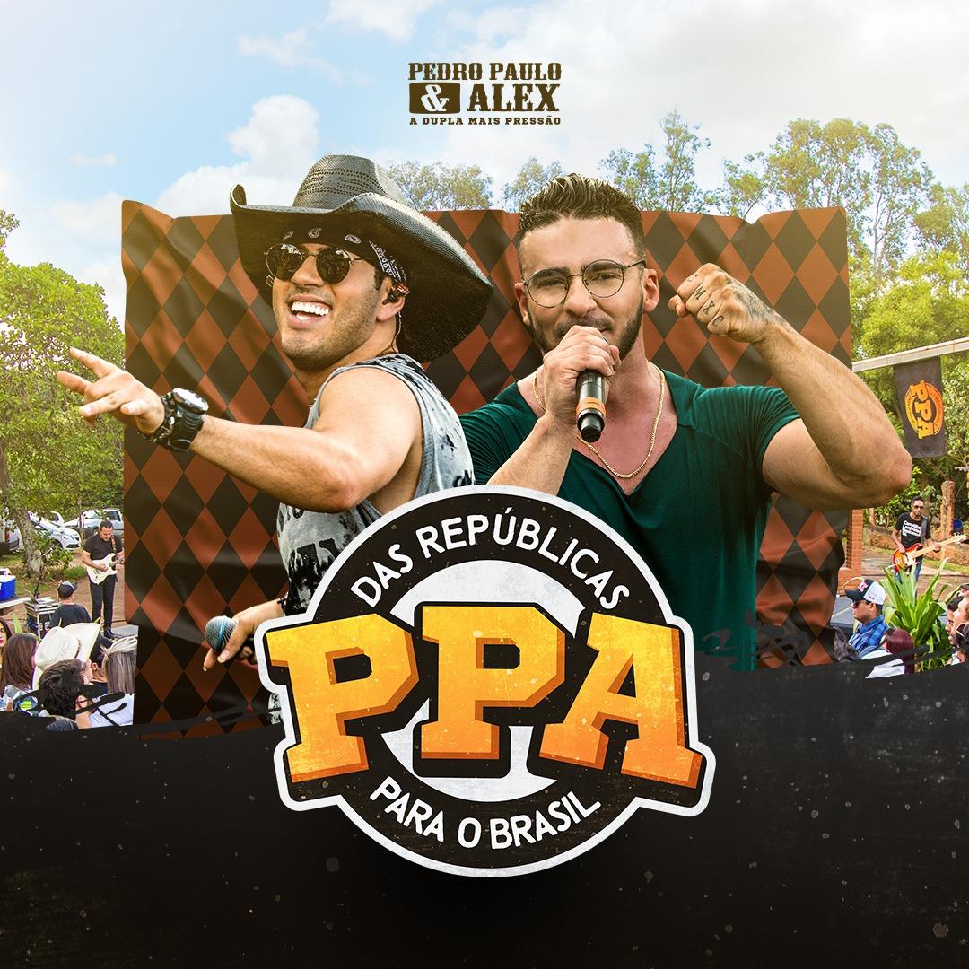Sua Música - Baixe agora o novo EP de Pedro Paulo & Alex!