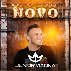 Capa do CD Junior Vianna Novembro 2018