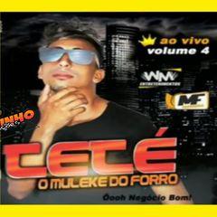 TETÉ DOS TECLADOS - VOL 04 (CD COMPLETO) - Forró - Sua Música