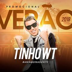 Capa do CD Tinho WT - Verão 2018 - Promocional