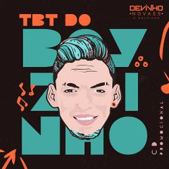 Capa do CD #TBTdoBoyzinho