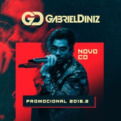 Capa do CD Gabriel Diniz - CD Promocional 2018.2