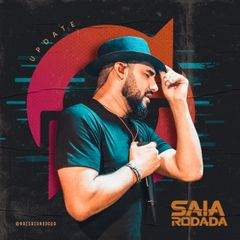 Capa do CD Saia Rodada - Update 2019.2 - @raisaiarodada
