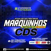MARQUINHOS CDS DE OURO