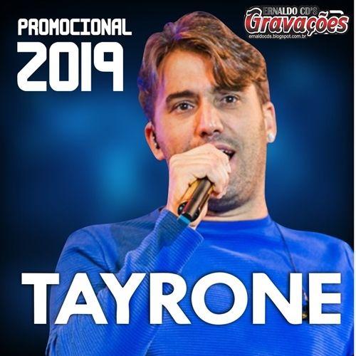 TAYRONE CIGANO PROMOCIONAL (2019) CD SUMMER - Arrocha - Sua