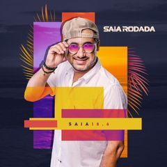Capa do CD Saia Rodada - CD Promo 18.6