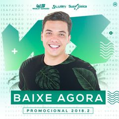 Capa do CD Wesley Safadão - Promocional 2018.2