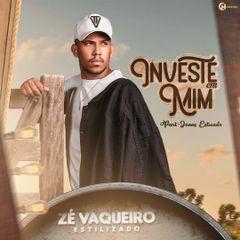 Capa do CD Zé Vaqueiro Estilizado -  CD Promocional 2020