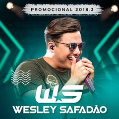 Capa do CD Wesley Safadão - Promocional 2018.3