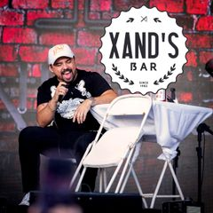 Capa do CD Xands Bar - (OFICIAL)