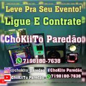 Chokito Paredão CDS