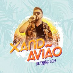 Capa do CD CD Xand Avião - Dezembro 2019