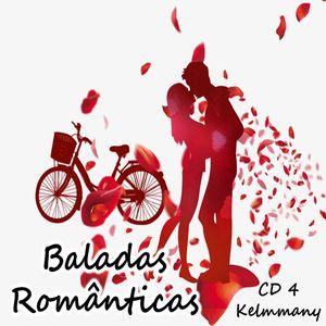Baladas Romanticas Cd 4 Variados Sua Musica