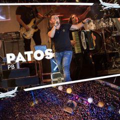 Capa do CD CD Xand Avião - Patos-PB Outubro 2018