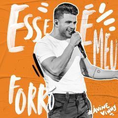 Capa do CD AVINE VINNY #ESSEÉMEUFORRÓ - CD PROMOCIONAL