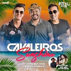 Capa do CD Cavaleiros do Forró Sunshine - Verão 2019