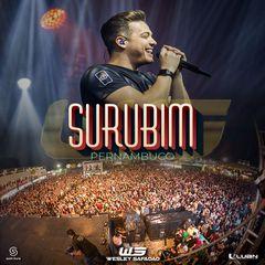 Capa do CD Wesley Safadão - Ao Vivo Na Vaquejada de Surubim/PE - 14.09.2018