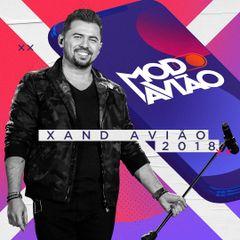 Capa do CD Xand Aviao 2018 - Modo Aviao