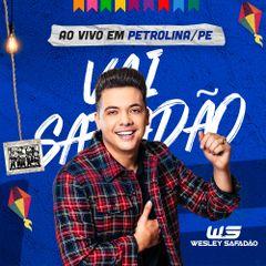 Capa do CD Wesley Safadão - São João de Petrolina/PE