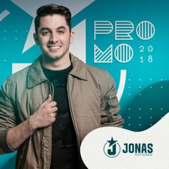 Capa do CD Jonas Esticado - Promo - Nov 18
