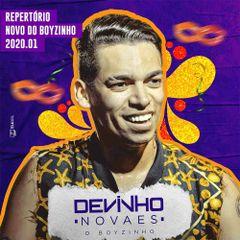 Capa do CD Devinho Novaes - Promocional Fevereiro 2020