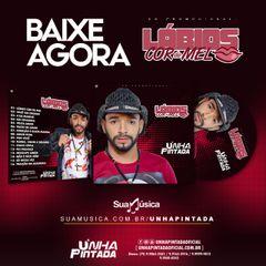 Capa do CD UNHA PINTADA CD PROMOCIONAL 2018 - LÁBIOS COR DE MEL