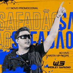 Capa do CD Wesley Safadão - Promocional - Garota Vip Recife