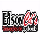 EDSON CDs GRAVANDO TUDO