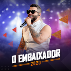 Capa do CD O Embaixador 2020 - Gusttavo Lima