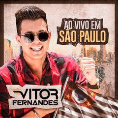 Capa do CD Vitor Fernandes - Ao Vivo em São Paulo
