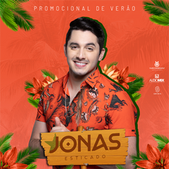 Capa do CD Jonas Esticado - CD Promocional De Verão