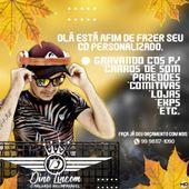 DJ DINO LINCOM O MALVADO INCOMPARAVEL O DJ DAS NOVIDADE