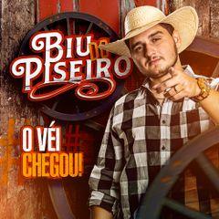 Capa do CD Biu do Piseiro - O Som dos Paredões - Março 2020