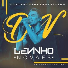 Capa do CD Devinho Novaes Ao Vivo em Imperatriz/MA