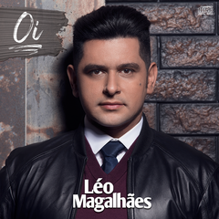 Capa do CD CD LÉO MAGALHÃES - 2017