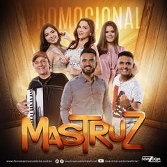 Capa do CD MASTRUZ COM LEITE  - CD PROMOCIONAL 2018
